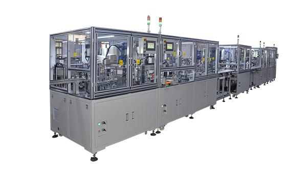 非标电机生产线设备