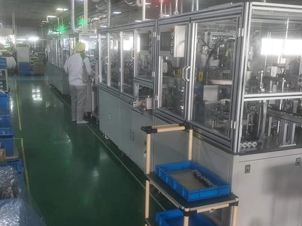 深圳某新能源汽车企业