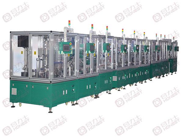 家用电器电机生产线