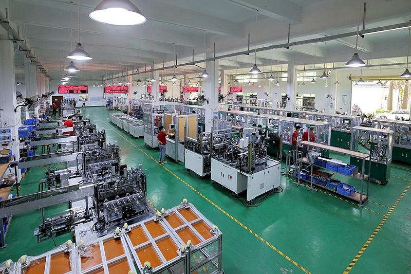 电机全自动化生产线