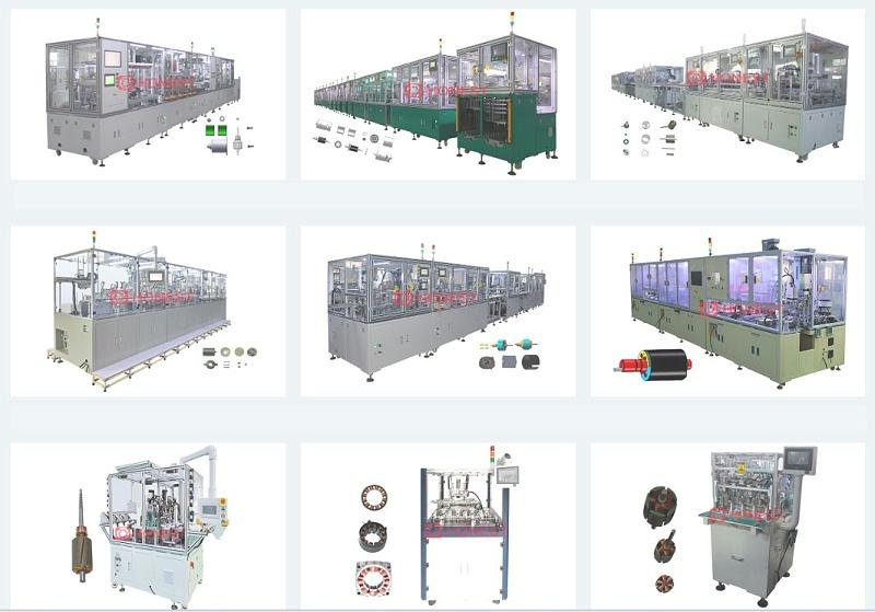 电机自动化装配设备你需要更快的机械设备 (2)