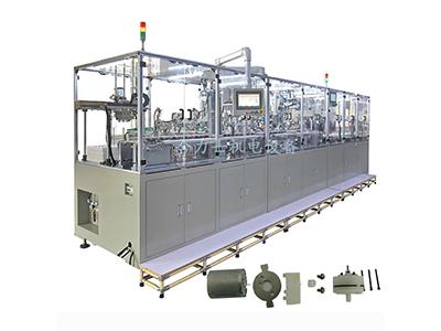 气泵自动化生产线