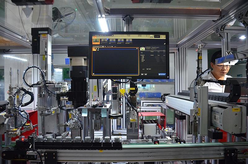 电机自动化设备