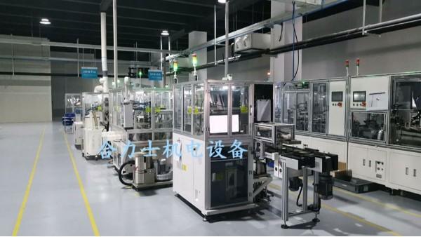 有刷电机生产设备都有哪些工艺流程及要求