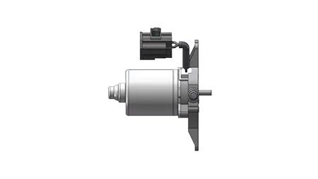 ABS电机自动组装机成品图