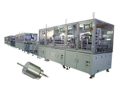BLDC电机组装设备
