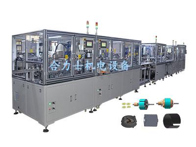 打印机马达生产线