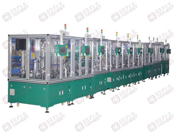 电机转子全自动生产线