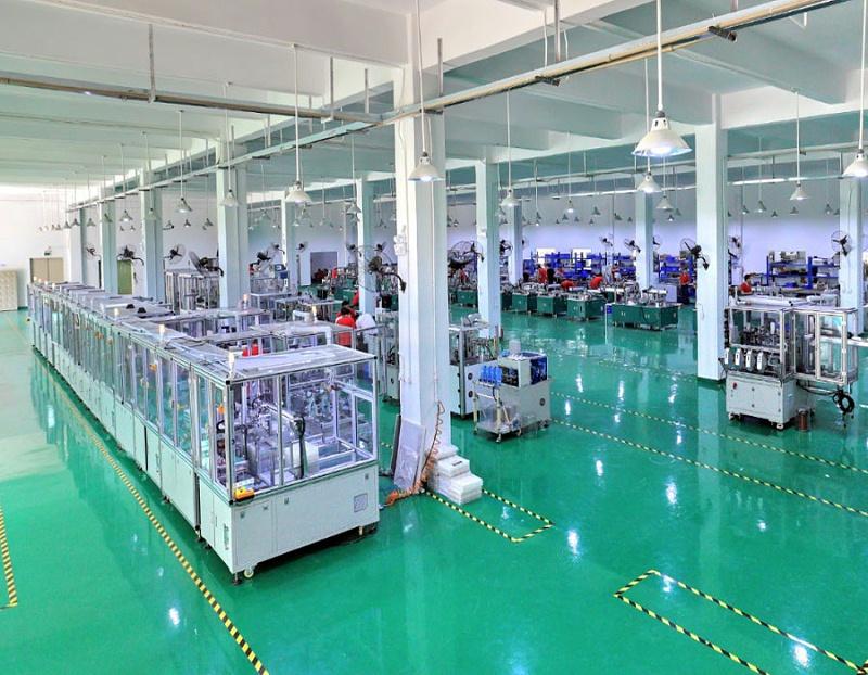 全自动化电机装配线制造厂家