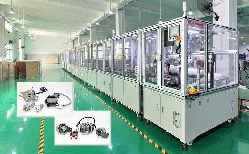 电机装配设备厂家