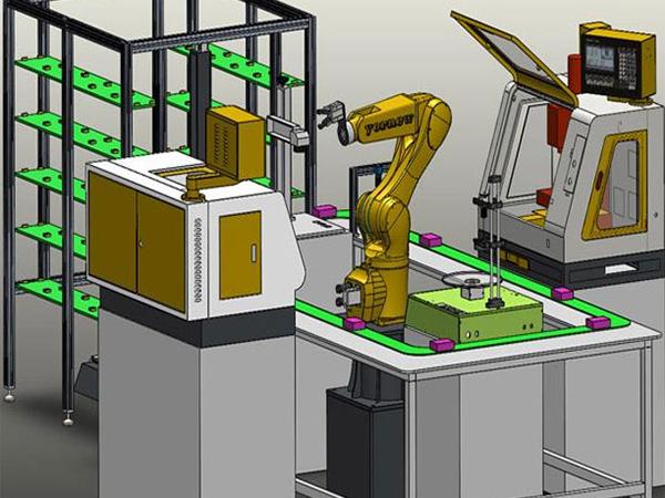 智能生产系统解决方案1
