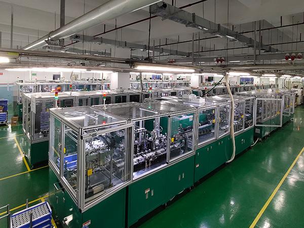 深圳某电机大型跨国公司
