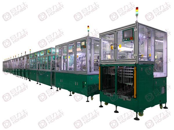 电动工具电机生产线