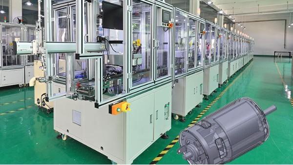 引进电机制造设备的关键