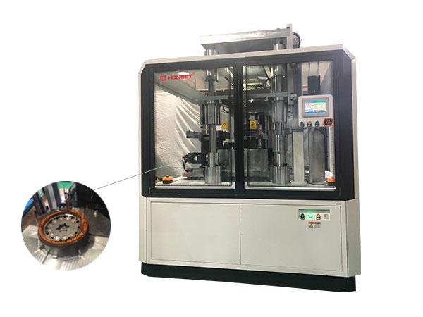 发卡电机自动化生产线