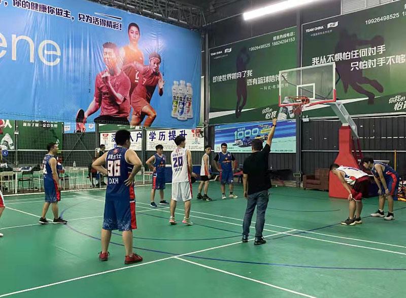 合力士篮球赛2