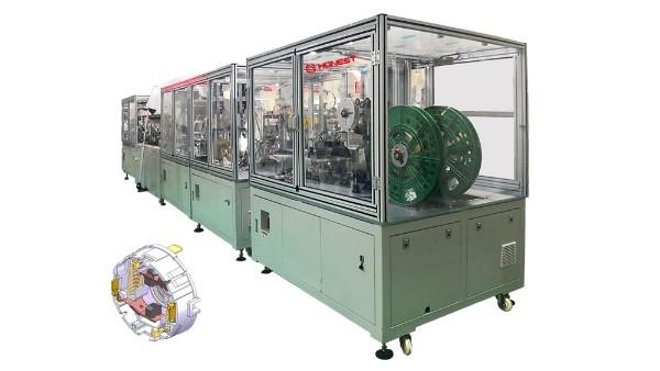端盖(胶盖)自动化装配设备的研发定制与生产